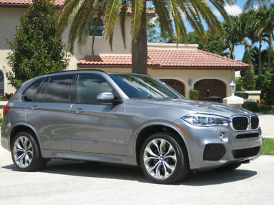 """BMW X5 xDrive35d 2015 BMW X5 35d TURBO DIESEL-""""M"""" SPORT PACKAGE-VERY RARE COMBO-MINT-NO RESERVE !"""
