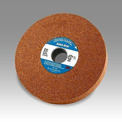 3M (03263) Cut and Polish Wheel, 6 in x 1 in x 1 in 7A CRS / 3 Wheels