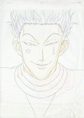 Anime Genga not Cel Hunter X Hunter #39