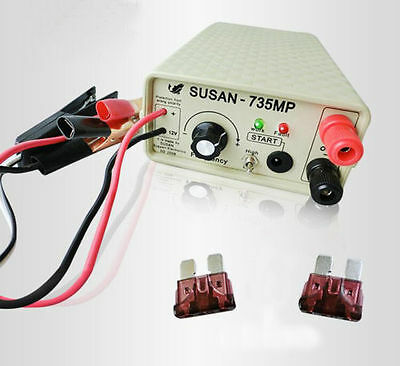 USA SUSAN-735MP Ultrasonic Inverter Electro Fisher Fish Machine Shocker Stunner