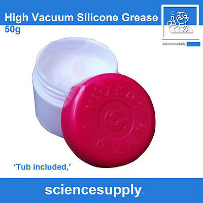 SILICONE ULTRA HIGH Vacuum Grease, chemistry 50g, Metroark 211