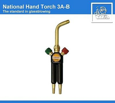 National Hand Torch 3A-B glassblowing lamp working