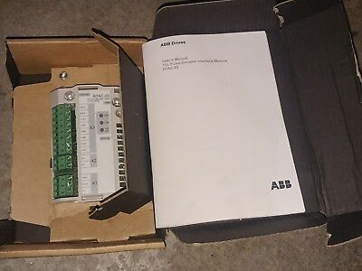 New in Box ABB RTAC-03 PULSE ENCODER INTERFACE MODULE RTAC03