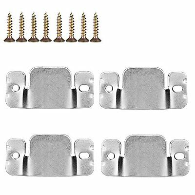 Xinguo Set Of 8 Universal Sectional Sofa Interlocking Connector Bracket With S