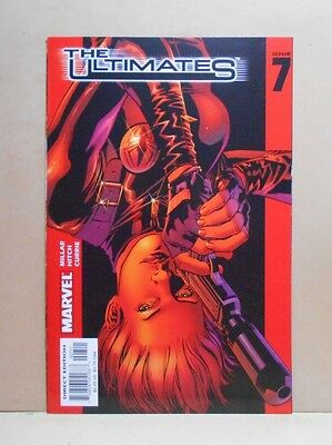 THE ULTIMATES Vol.1 #7 9/02 Marvel 1st Print 9.0 VF/NM- Uncertified Millar/Hitch