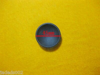 2pcs 45mm Speaker dome dust cover Speaker Dust cap speaker Repair parts