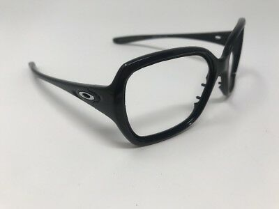 00bed33e04b OAKLEY WOMENS SUNGLASSES OO 9167-16 59mm Black For Parts Shows Wear W871 -   20.00