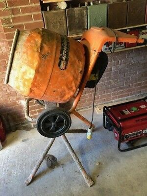 Belle Mini Mix 150 110V Concrete Cement Mixer With Stand