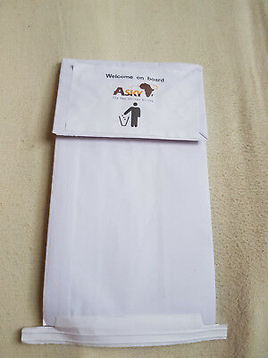 Air Sickness Bag Asky African Airline