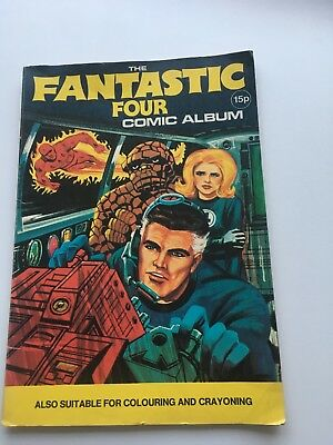The Fantastic Four comic album