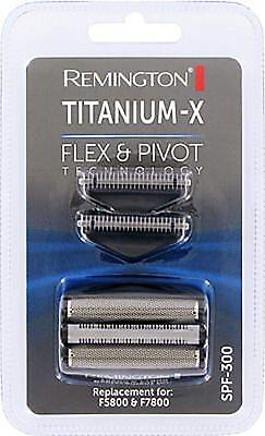 Remington SPF-300 Titanium Triple Head Foil & Cutter Assembly Original Brand New