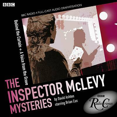 McLevy: Behind the Curtain & A Voice from the Grave by David Ashton - audio CD