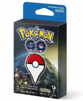 2017 Nintendo Pokemon Go Plus Bluetooth Bracelet Device Watch New Ship from USA