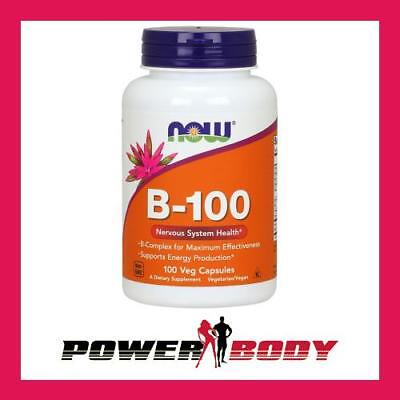 NOW Foods - Vitamin B-100