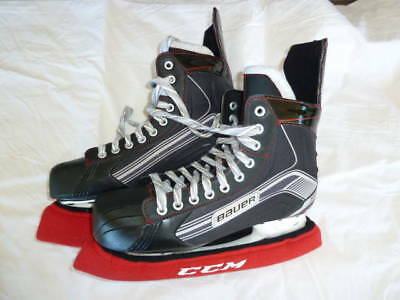 Bauer Vapor Ice Hockey skates size 10R equivalent to US 11.5 or EUR 45.5