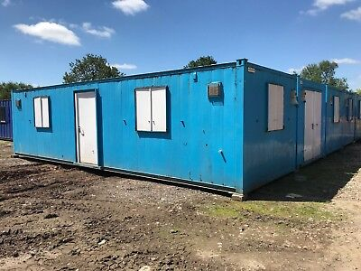 50ftx32ft 5-Bay Modular Building - Second Hand
