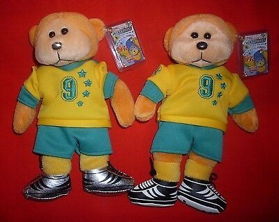 Beanie kids- Harry the Soccer Player Bears Common/Mutation