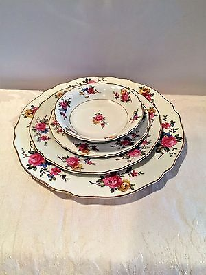 K&a Krautheim Selb Bavaria Germany China 24 Pcs China Set