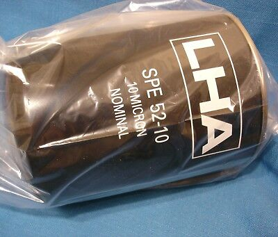LHA HYDRAULICS SPE 52-10, LHA, 10 Micron HYD. Filter NOS FREE SHIPPING SoCAL USA