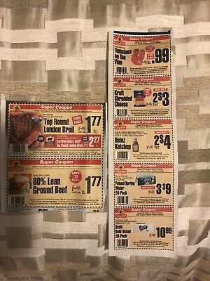 Shoprite Super Saver - 3 sheets
