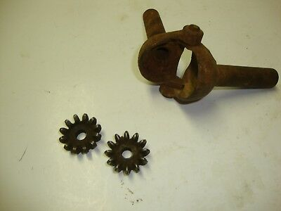 Joints And Cogs For Sheep Shearing Machine