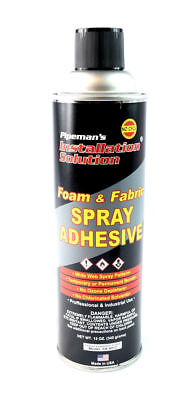 Professional Foam Fabric Upholstery leather Aerosal Adhesive Glue Spray