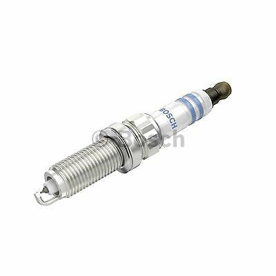 Bosch Set of 4 Iridium Spark Plugs 0242135518 - GENUINE - 5 YEAR WARRANTY