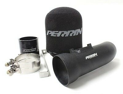 Perrin Subaru WRX (02-07) & STI (04-07) Short Ram Intakes- BLACK