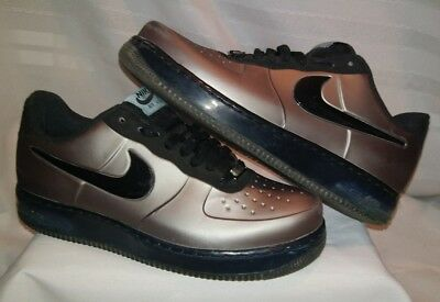 8520008bd00 2012 NIKE AIR FORCE 1 ONE FOAMPOSITE PRO RARE LOW PEWTER 532461-001 Men s  SIZE