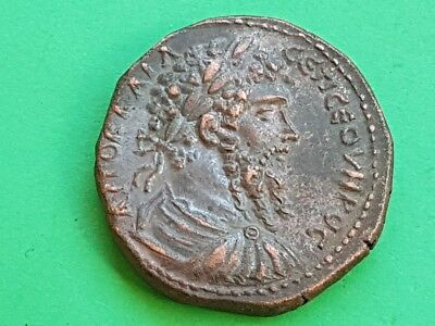 15. Septimius Severus,  Extremely Rare Provincial Coin - 29g; 34mm