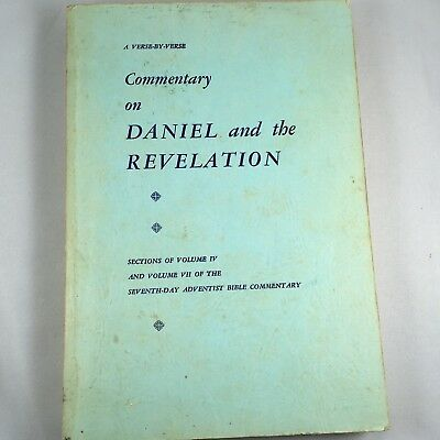 COMMENTARY ON DANIEL and Revelation, Adventist Bible