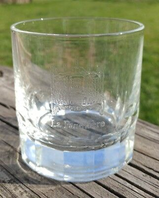 La Panetiere RARE Collectible Rocks Glass Crystal Cut MINT condition