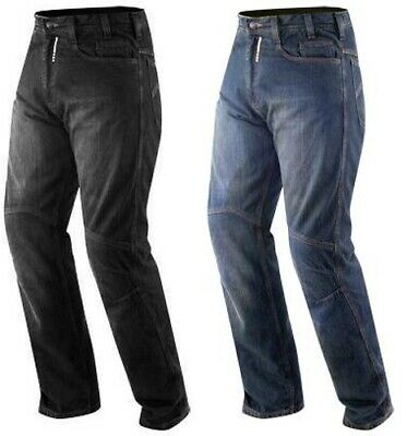 Jeans CE Armored Motorcycle Curiser Scooter Quad Pants Trousers Denim