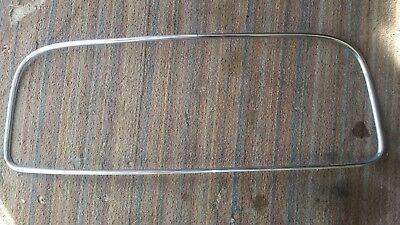 1949 DeSoto Rear Window Trim Molding Chrysler Dodge Plymouth Mopar 1942-54 1948