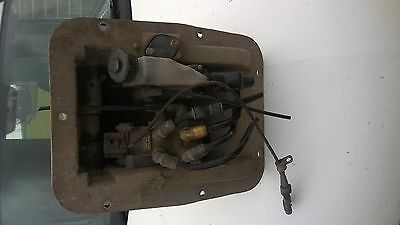 Iveco Pedal Box Complete Removed From 75-E Iveco Tector
