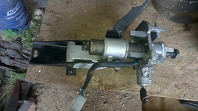 Adjustable Steering Column - Removed From Ford Iveco 75-E-15 2001 Y Reg Breaking