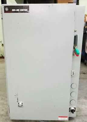 Ge 300 Line Control Geh-5193 Combination Magnetic Starter