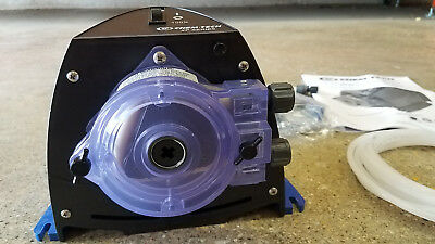 New Chem-Tech Peristaltic Chemical Metering Pump Pulsafeeder XP030LFHX