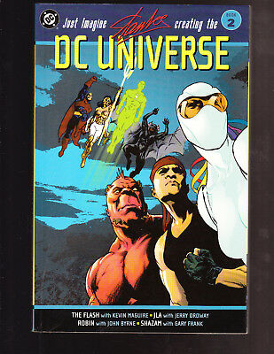 Just Imagine Stan Lee Creating the DC Universe #2 (Aug 2003, DC) NOVEL