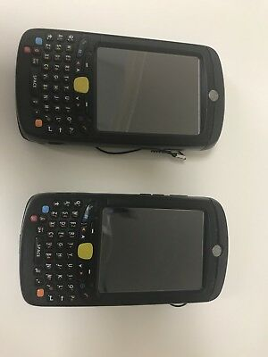2 X Refurbished MC55A0 PDT 1D Scanner, QWERTY Keyboard