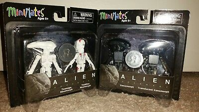 Alien Covenant Movie Minimates TRU Toys R Us Wave 1 Teenage Neomorph