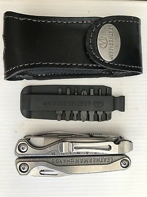 Leatherman Charge TTi With Accessories
