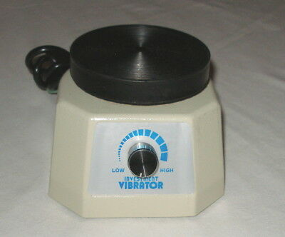 Dental Investment Vibrator 4""