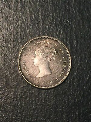 1838 Great Britain 2 Pence- Maundy