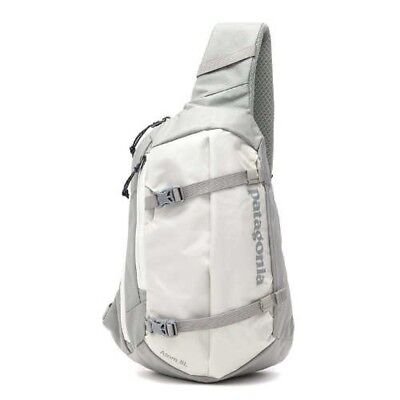 822e9a46de5 patagonia 48261-BCW Atom Sling Bag 8L Birch White New From Japan with  Tracking