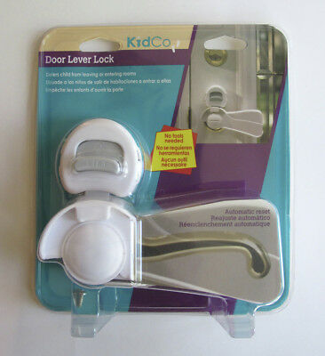 Door Lever Lock Safety Knob Child Proof Your Door by KidCo (Childproofing)