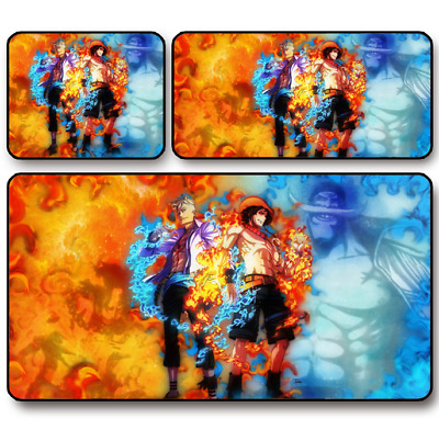 Anime One Piece Game Mouse Pad Profession PC Large Mats Muti size 054