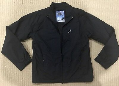 RPM OUTERWEAR - Ladies Black Outdoors Or Snow Sports Jacket - 12