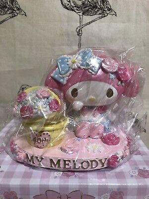 Sanrio Japan ♡ My Melody ♡  Figurine ♡ 40th anniversary