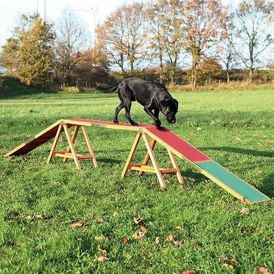 Trixie Dog Activity Agility Steg, UVP 209,00 EUR, NEU